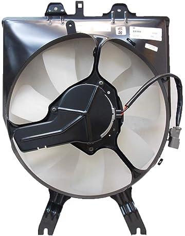 AC A/C CONDENSER COOLING FAN FOR HONDA ODYSSEY 3.5L V6 6CYL HO3117101
