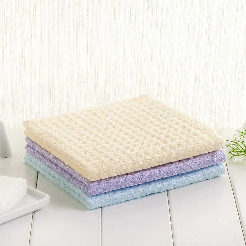 MAOJINMIAN 3 geladen Baumwolle Handtuch hohlen Gaze Baumwolle Handtuch Erwachsenen Jungen und Mädchen waschen Handtuch