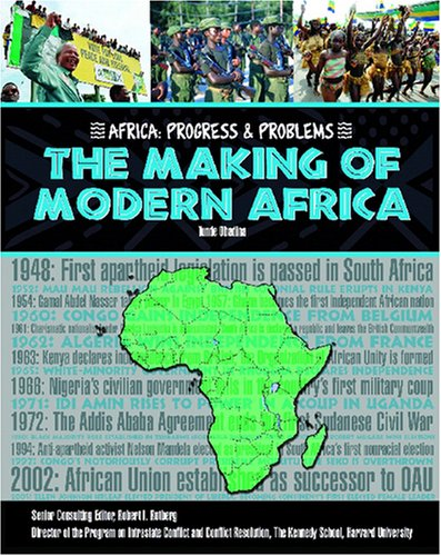 Download The Making of Modern Africa (Africa: Progress & Problems) pdf
