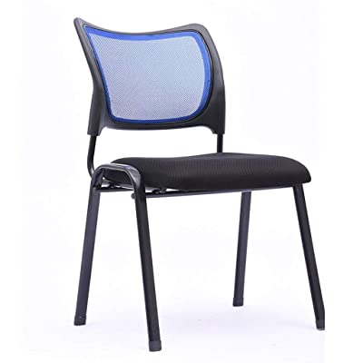 Hwt's Folding chair Silla de Comedor para niños Taburete Alto, Malla Transpirable Antideslizante Cuatro Sillas En La Esquina Oficina Sala De Reuniones Adecuado para Lugares públicos Familiares.: Hogar