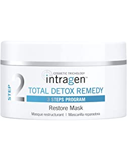 Intragen Total Detox Remedy, Champú Purificador y exfoliante, 250 ...