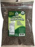 Get Chia Brand Certified Organic Chia Seeds - 36 TOTAL POUNDS = TWELVE x 3 Pound Bag