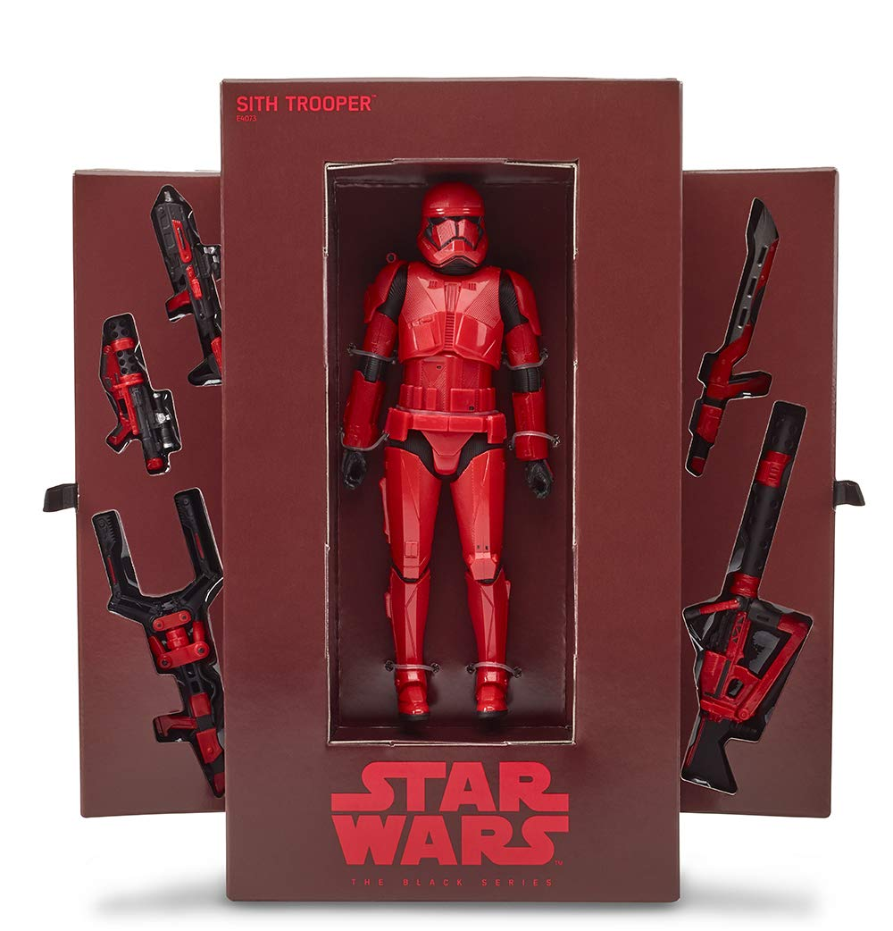 Star Wars SDCC 2019 Hasbro Exclusive Black Series Sith Trooper
