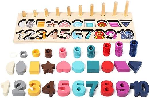 YQYL Bloques de construcción de Forma Digitales de los niños ...