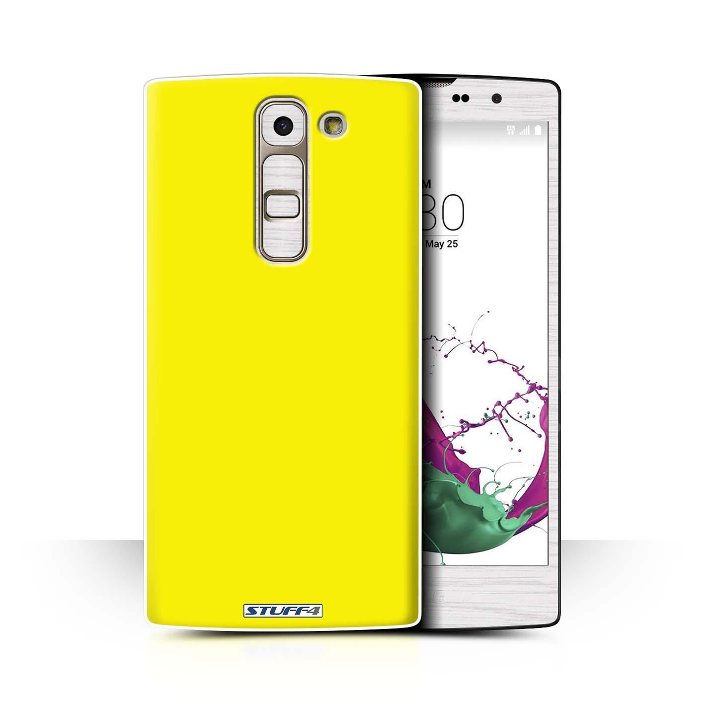 Stuff4® Carcasa/Funda Dura para el LG G4c/H525N / Serie ...