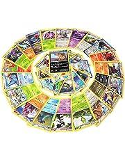 100 verschillende Pokemon Common/Uncommon Kaarten