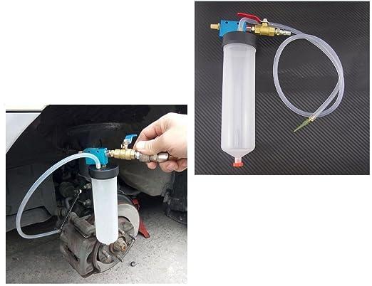 1 opinioni per Strumento per spurgo liquido, olio dei freni dell'auto, attrezzatura vuota per