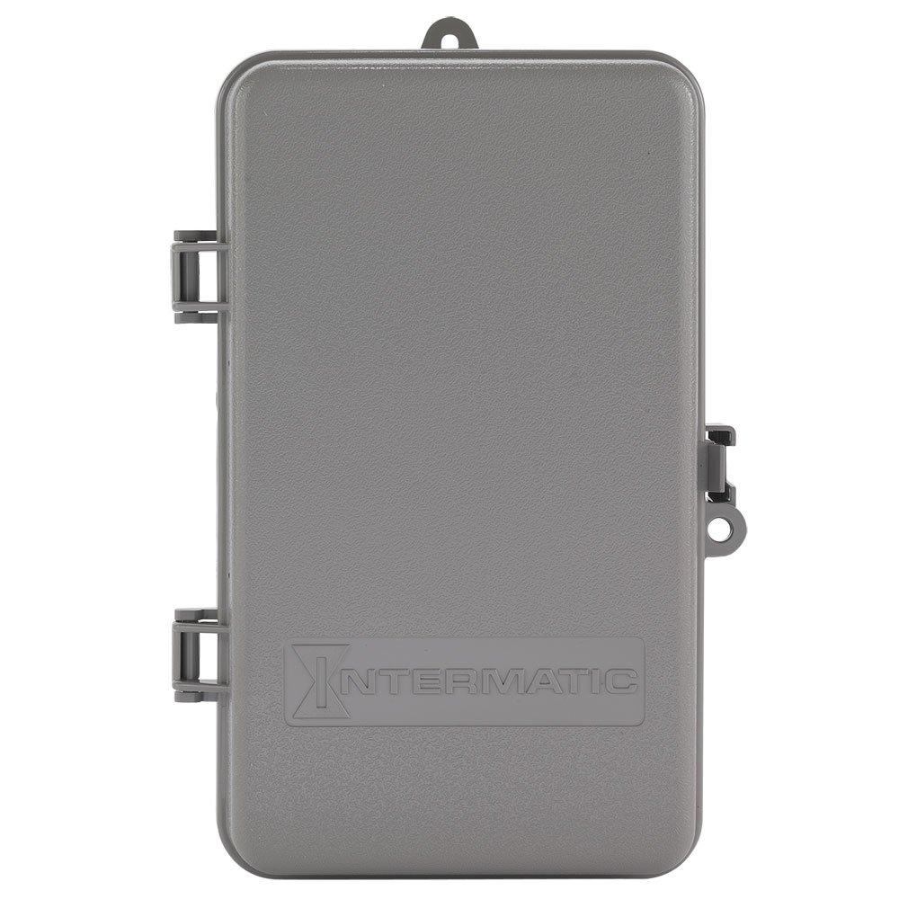 Intermatic Inc GID-601514 T104P Time Clock Grey