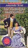 The Forthright Lady Gillian, Amanda Scott, 0451173430