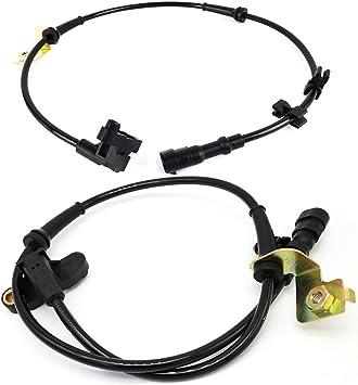 Front Left+Right Side ABS Wheel Speed Sensors For CHRYSLER PT CRUISER 2000-2010