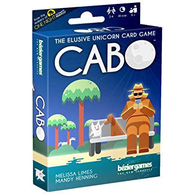 Cabo: Toys & Games