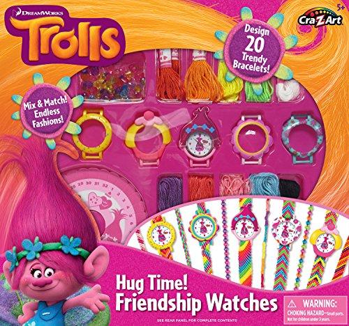 Cra Z Art Trolls Friendship Watches Building