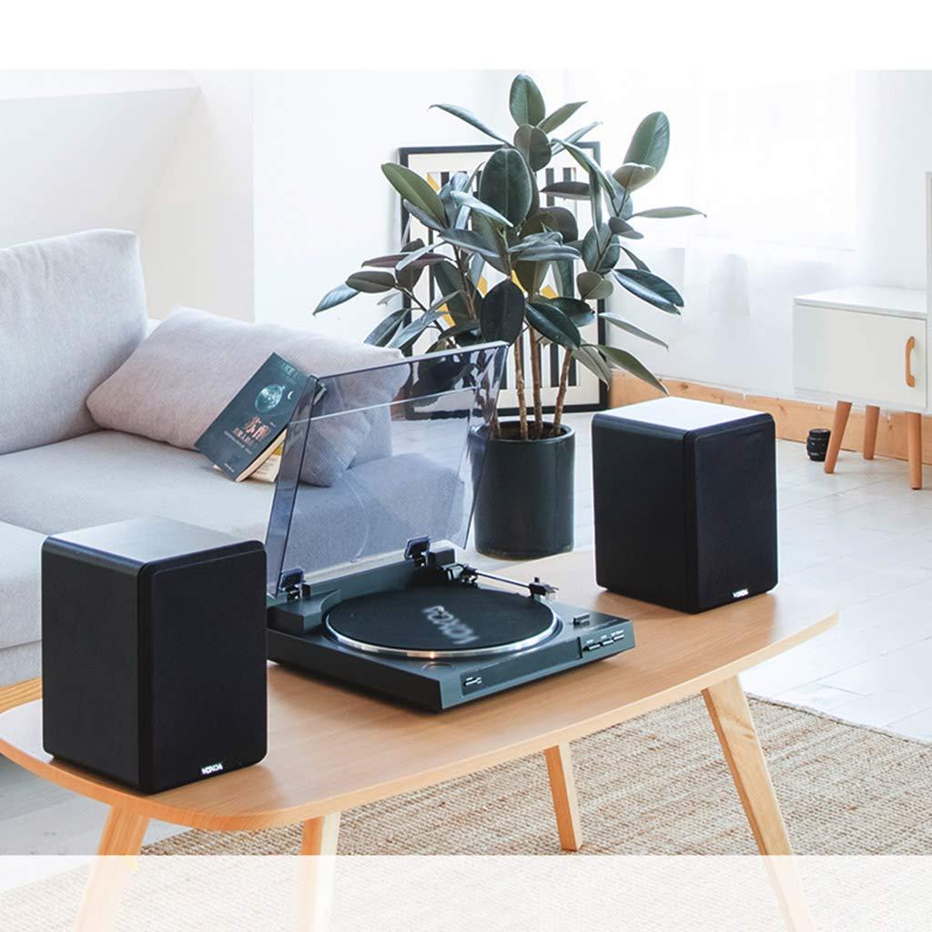 GOM Tocadiscos, Reproductor de Discos de Vinilo, 33/45 RPM Libre ...