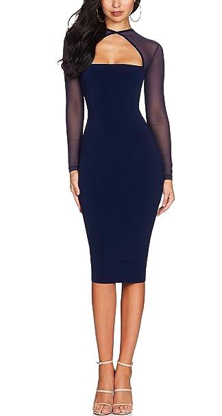 Accesorios para un vestido negro ajustado