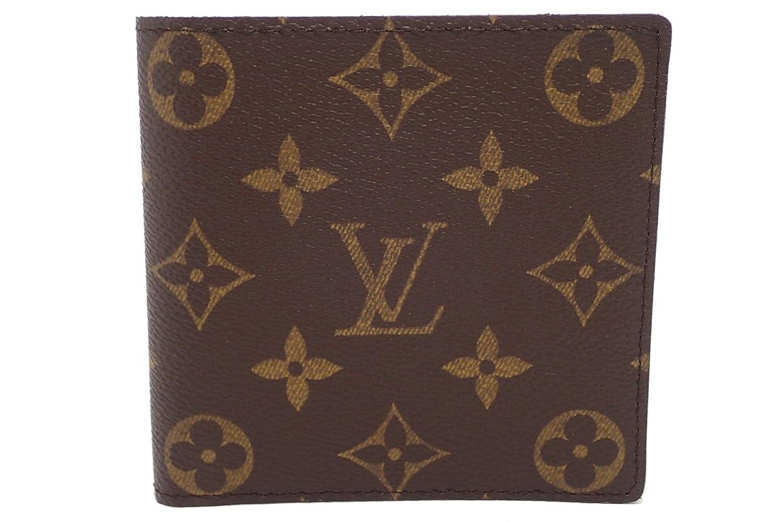 [ルイ ヴィトン] LOUIS VUITTON モノグラム ポルト ビエ カルト クレディ モネ 2つ折財布 M61665 [中古] B014UUAX0M  -
