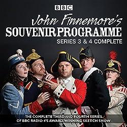 John Finnemore's Souvenir Programme