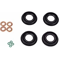 FUEL INJECTOR SEAL WASHER O-RING SET 6C1Q-9M577-AB/BK2Q9K546KIT/1760803/1745686/1673574/6C1Q-9K546-AC/BK2Q 9M577-AA/1378433/1C1Q-9K546-BA