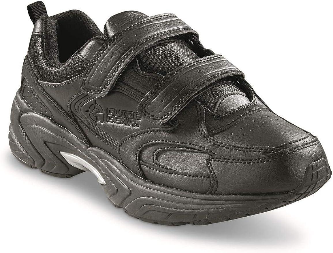 Hook-and-Loop Walking Shoes