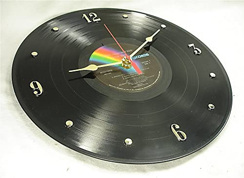 IT S OUR EARTH Elton John Recycled Vinyl Record Clock Goodbye Yellow Brick Road 1973