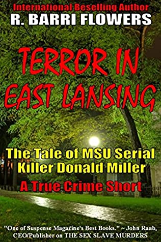 book cover of Terror in East Lansing