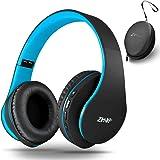 Wireless Over-Ear Headset with Deep Bass,...
