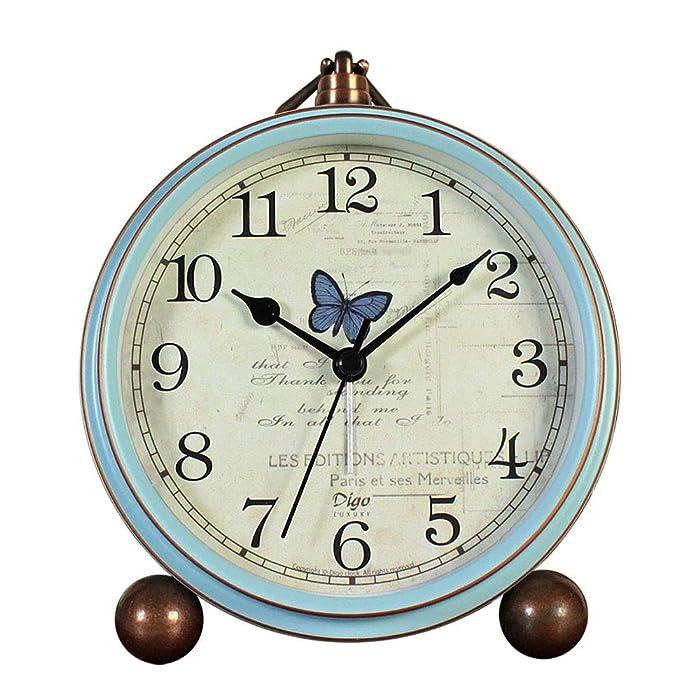 Top 10 Butterfly Desktop Clocks For Office