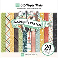 Echo Park Paper Company Made from Scratch Scrapbook Paper Pad