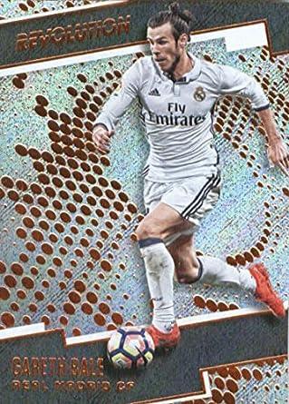 sale retailer 8e800 12e70 Amazon.com: 2017 Panini Revolution #3 Gareth Bale Real ...