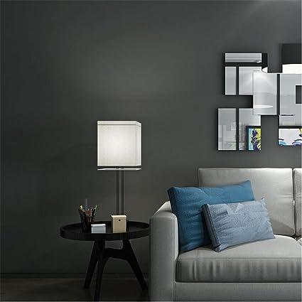 Amazon Com Dhxy Wallpaper Mediterranean Style Solid Color