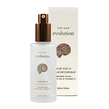 Amazon Com Evolution Argan Oil Serum For Hair Vitamin E Hair