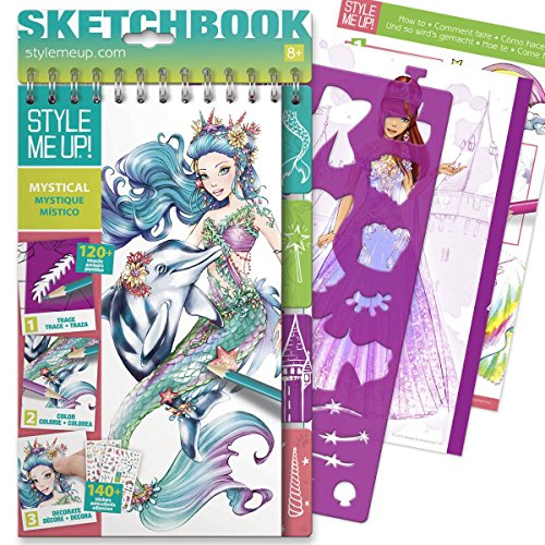 Style Me Up Coloring Collection product image