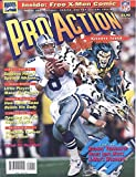 Pro Action Magazine Volume 1 #1 (Troy Aikman on Cover, x-men comic included and 8 Fleer Ultra Cards)
