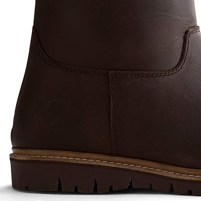 Leder Travelin' Aus Fairbanks Outdoorstiefel Damen EH2ID9W