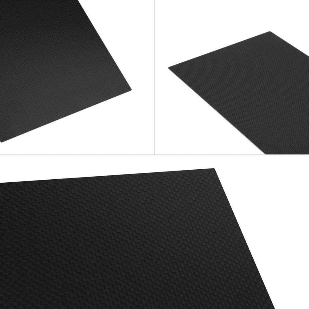 Ben-gi 3k Fibra de Carbono Panel Placa de 0,5 mm de 1 mm de Placa de la Hoja Panel0.5mm 1 mm 1,5 mm 1,5 mm 2 mm 3 mm Llanura Armadura de Tela Cruzada Brillante Matt Superficie de la Placa de Carbono