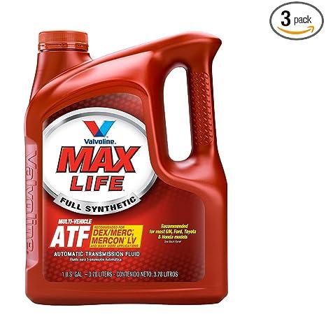 Valvoline 773775-3PK Auto Trans Fluid, 3  gallons, 3 Pack