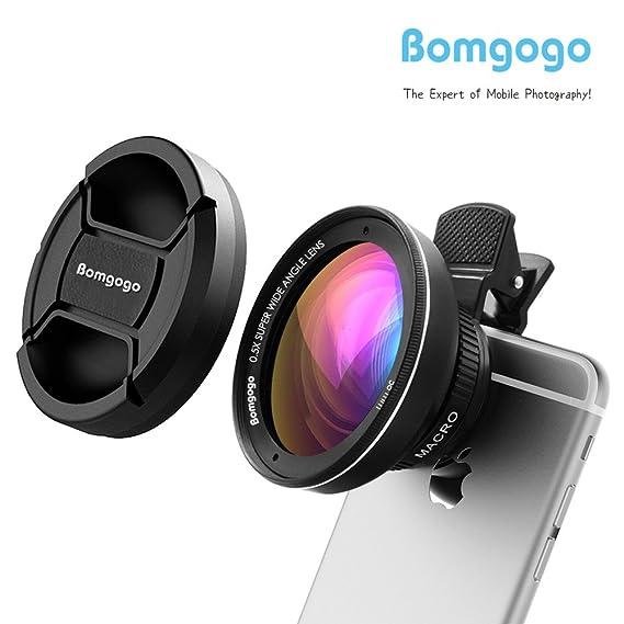 Amazon com: Bomgogo Govision L3 0 5X Wide Angle Lens + 15X