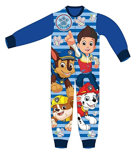 Pijamas de un Pieza Niño Niña Paw Patrol La Patrulla Canina Toy Story Disney Pixar Woody Buzz Lightyear Marvel Avengers Hulk Pijama Ninos Ninas 2-8 Anos: ...