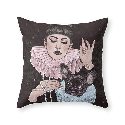 DIY Pillow Covers Funda de Almohada Decorativa de algodón ...