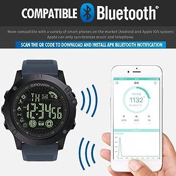 Reloj - findtime - para - MYLLSpovanPR1-2Blue: Amazon.es ...