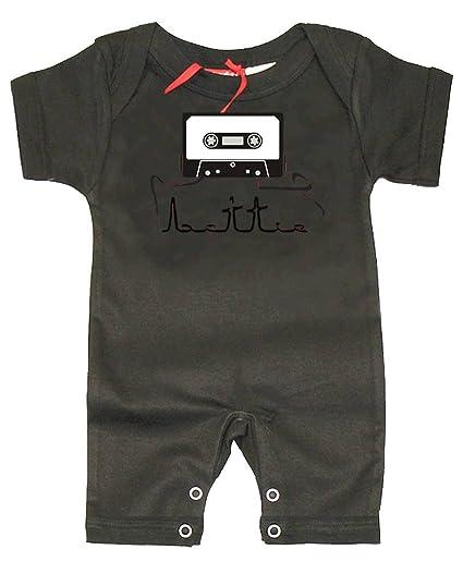 prezzo basso 100% qualità arrivo body neonato nero