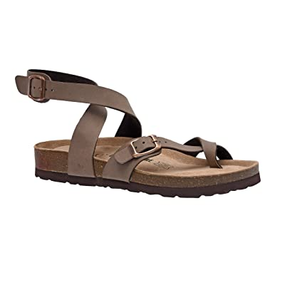 CUSHIONAIRE Women's, Lara Footbed Sandal | Flats