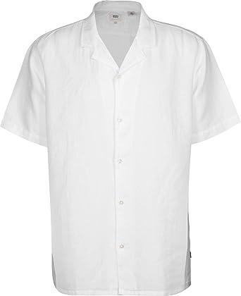 Levis® Cubano Shirt Camisa de Manga Corta: Amazon.es: Ropa y accesorios