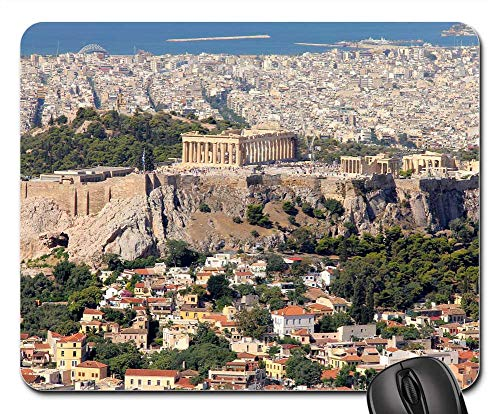 Mouse Pads - Athens Greece Acropolis Greek Places of Interest ()