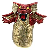 The Puppet Company Red Hatching Dragon Hand Puppet