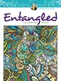 Creative Haven Entangled Coloring Book (Creative Haven Coloring Books) by Angela Porter (2015-06-26)