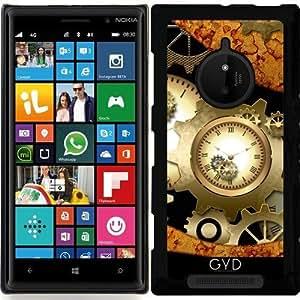 Funda para Nokia Lumia 830 - Steampunk by nicky2342