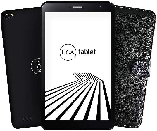 Tablet NOA M701K + Teclado, Pantalla IPS de 7 , 8 GB, Negro ...