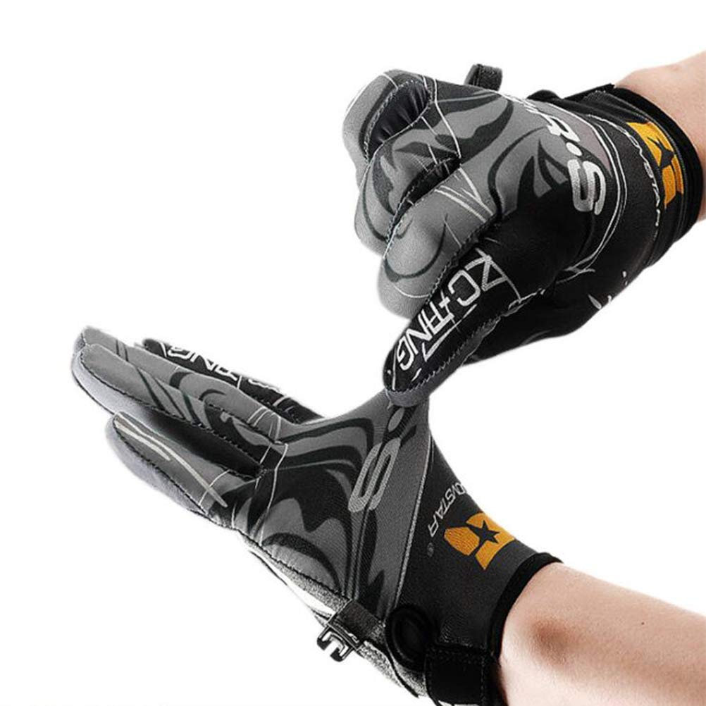 Cycling Motorcycle Shockproof Sponge Thickening Bicycle Outdoor Riding Gloves