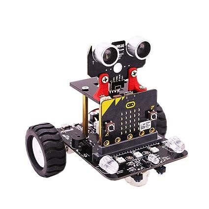 Amazon.com: Anddoa Yahboom - Kit de robot inteligente ...