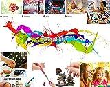 ADVcer 10pcs Art Paint Brush Set for